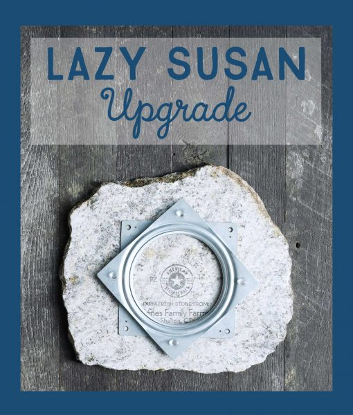 lazy susan upgrade