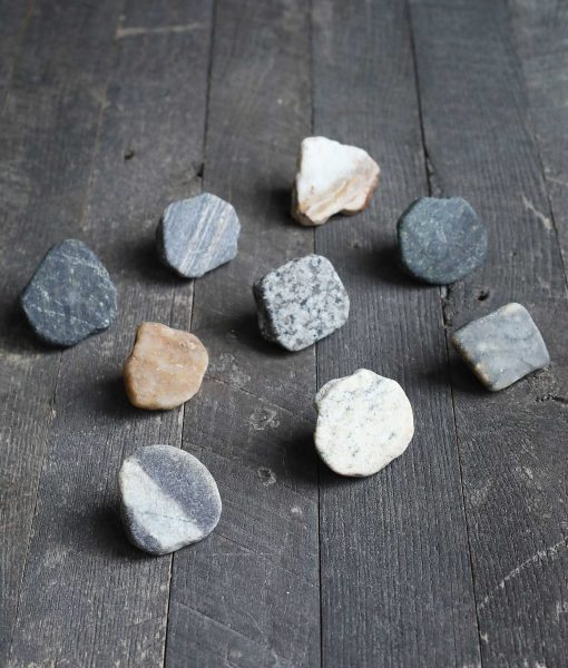 natural stone drawer pulls cabinet knobs handles made in usa handmade artisanal fieldstone rock american stonecraft