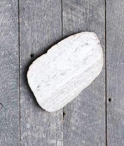 natural stone coaster absorbent rock fieldstone american made handmade stonecraft