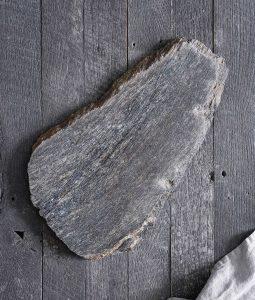 cheese plate board stone rock fieldstone charcuterie food slab american made stonecraft